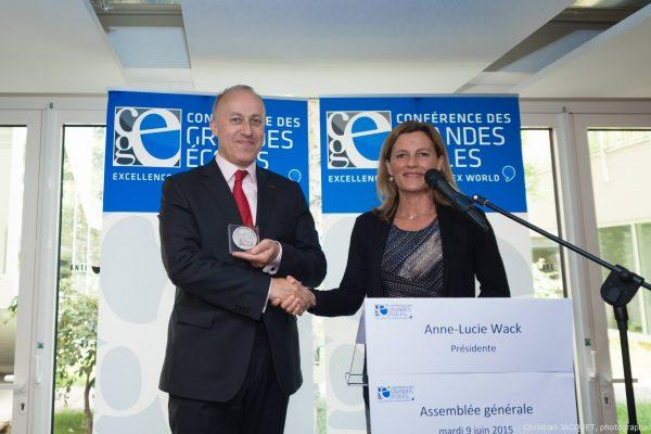 CGE Election nouveau bureau.