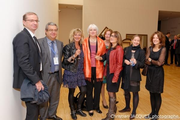 2013 10 10 - CGE - Congres de Grenoble- Diner de gala