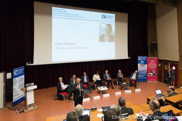2015 10 09 - CGE - Congres de Paris - Telecom PARISTECH