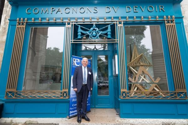 2018 06 12- CGE-Assemblee generale - Compagnons du devoir