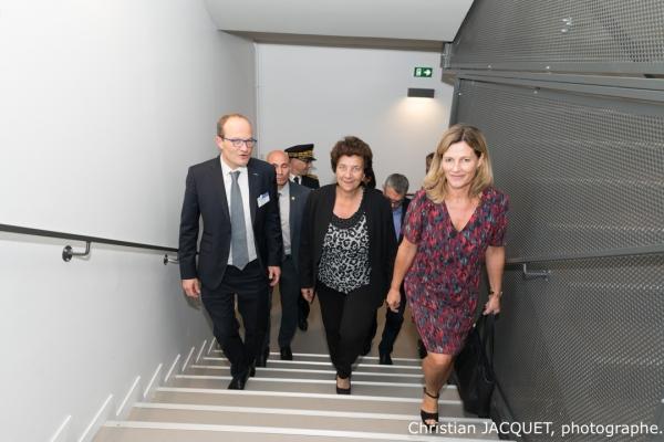2018 10 04-CGE-Lille - Congres de Lille - Sciences Po - Mme la Ministre