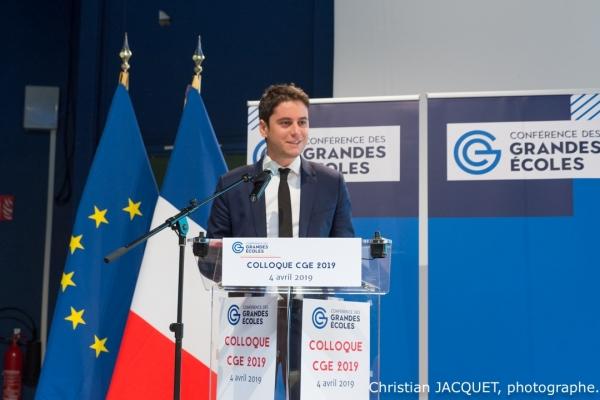 2019 04 04-CGE-Saclay-Ministre