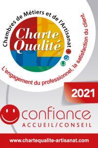 Logo Charte Qualité Confiance 2021